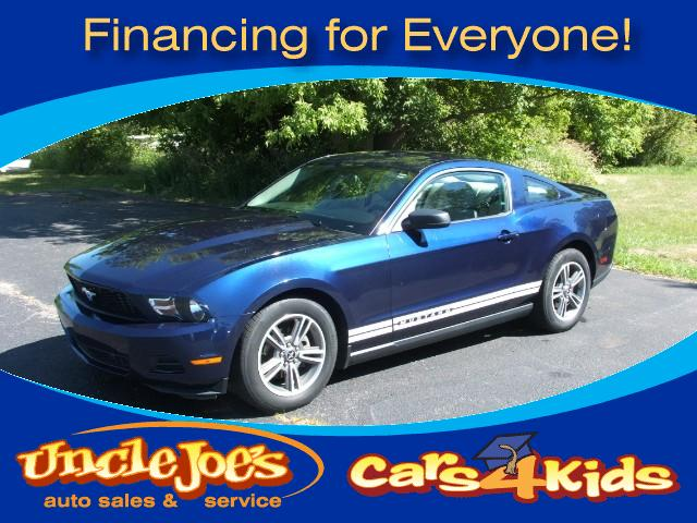 2010 Ford Mustang You are looking at the car the way we got itthis car is outstanding in condi