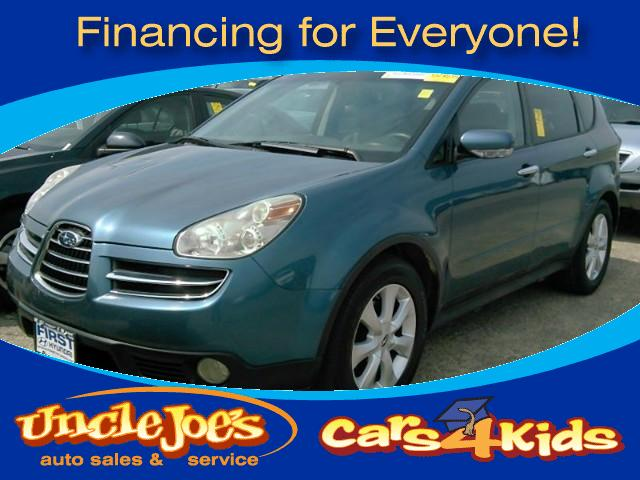 2006 Subaru B9 Tribeca Trust usyou have not experienced luxury until you drive one of these
