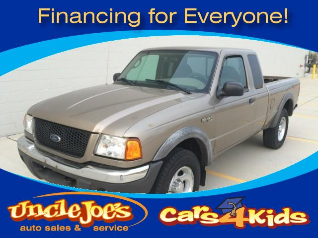 2003 Ford Ranger You just cant find cheap 4x4s and when you do you need to buy them now cause the
