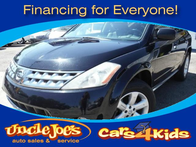 2007 Nissan Murano I dont have enough space to list all the features of this vehicleit is in g