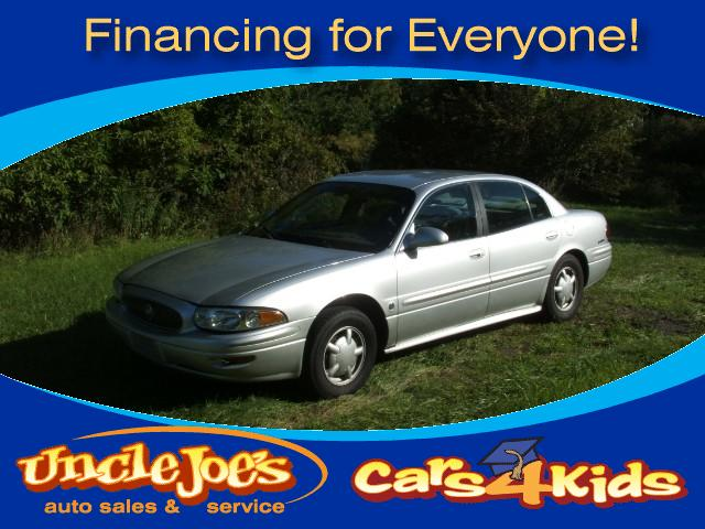2000 Buick LeSabre Old cars that are not all rusted out are worth a lot of moneybutwhat if yo
