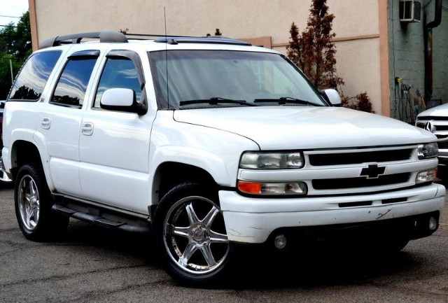 2003 Chevrolet Tahoe OMGyou wont believe the condition of this truckthe interior is like n