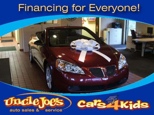 2008 Pontiac G6 I once had a friend that bought his wife a car for Christmashe told her he wou