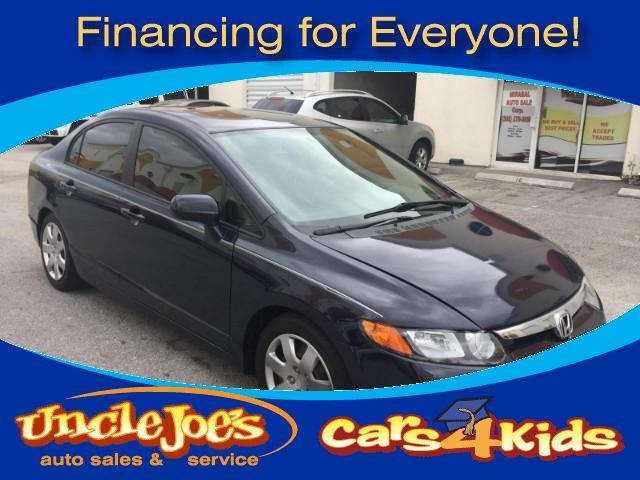 2008 Honda Civic Our Financing Plan works super we match the down payment the payment and the car t