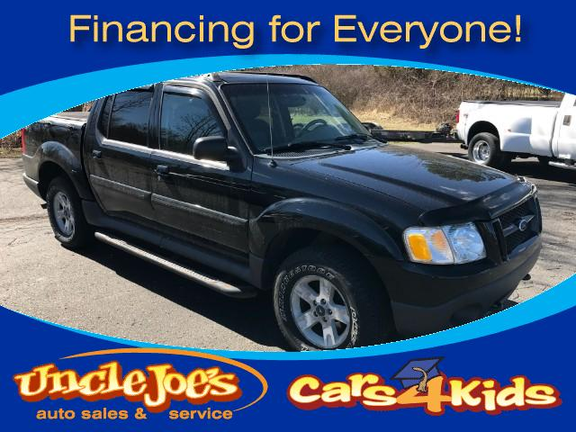 2005 Ford Explorer Sport Trac You are looking at the truck the way I bought itnot washedno