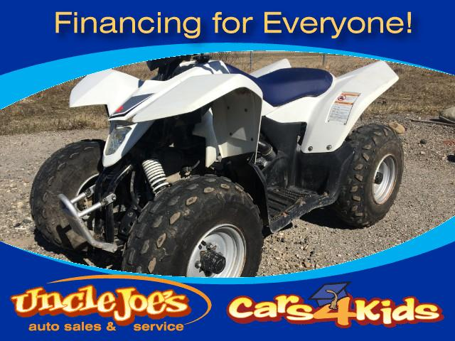 2008 Suzuki C90 Here is the skinny on this unitsalesperson made a deal to take this in on tra