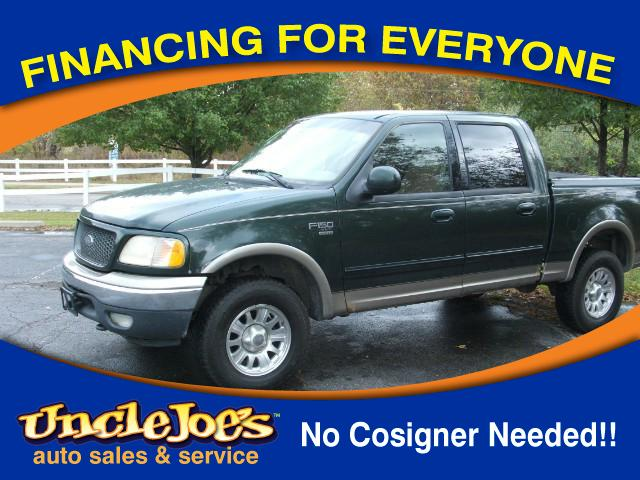 2001 Ford F-150 XLT SuperCrew 4WD