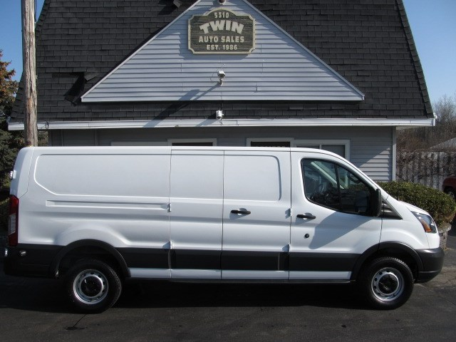 """2016 Ford Transit 250  Extended Cargo Van  Low Roof  148"""" WB"""