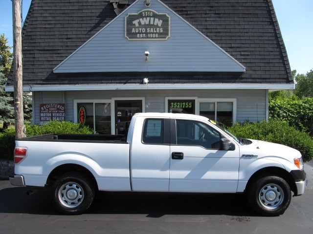 2014 Ford F-150 Extended Cab 2WD
