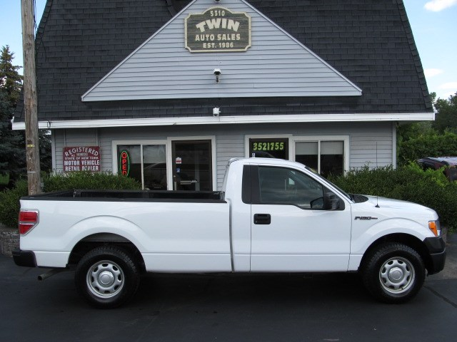 2014 Ford F-150 Regular Cab 2WD