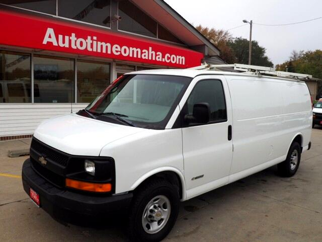 2005 Chevrolet Express 3500 Extended Cargo