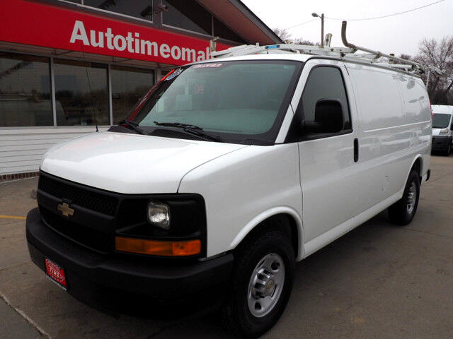 2012 Chevrolet Express 2500 Cargo