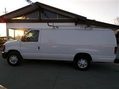 2009 Ford E-Series Van