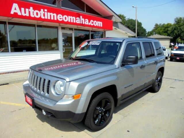 2015 Jeep Patriot Altitude Package FWD