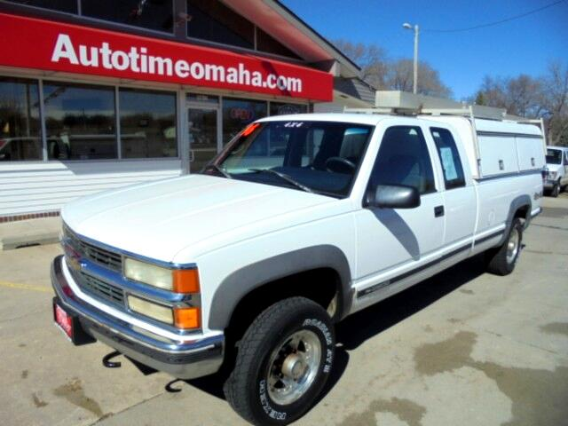 1996 Chevrolet C/K 2500 Series Ext. Cab 8-ft. Bed 4WD