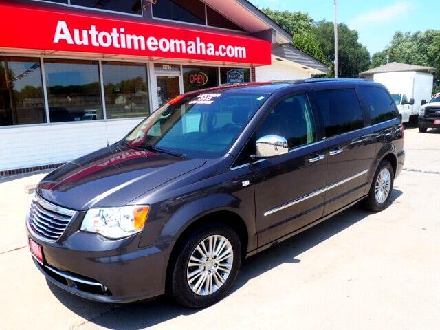 2014 Chrysler Town & Country Touring-L 30th Anniversary Edition