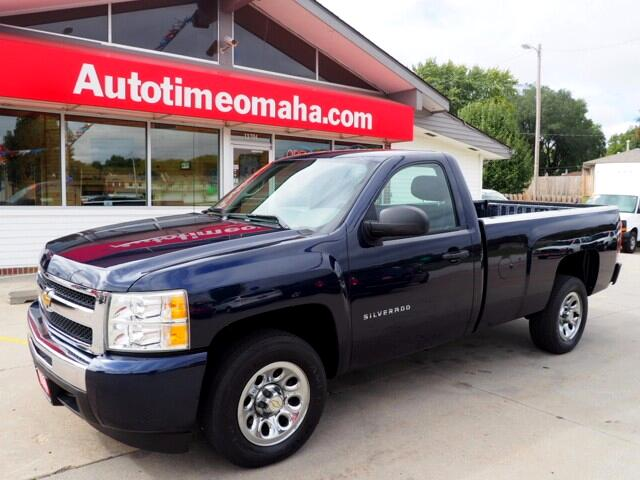2011 Chevrolet Silverado 1500 LS Regular Cab Long Bed 2WD