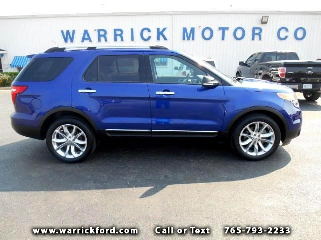 2014 Ford EXPLORER X XLT 4WD