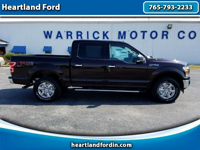"""2018 Ford F-150 4WD SuperCrew 145"""" FX4"""
