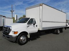 2012 Ford F-650