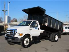 2013 Ford F-650