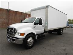 2015 Ford F-650