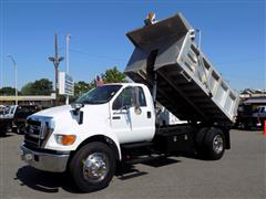 2007 Ford F-750