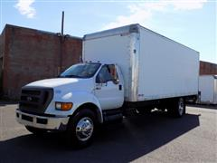 2013 Ford F-750