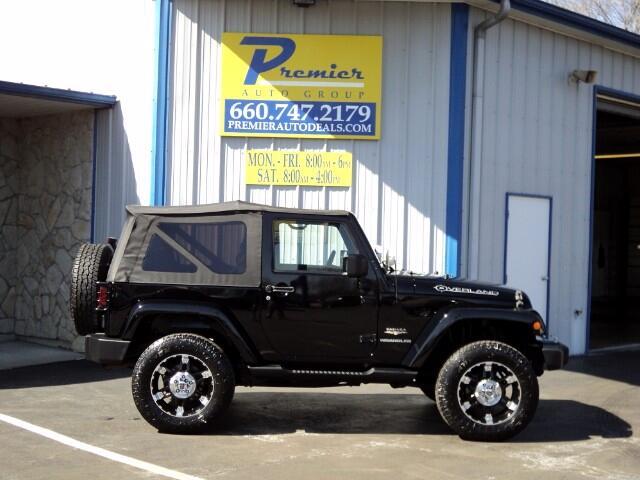 2007 Jeep Wrangler Sahara