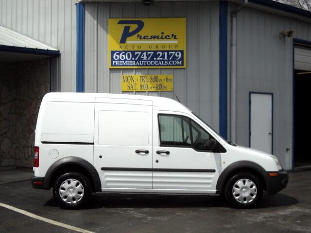 2010 Ford Transit Connect XL w/o Rear Door Glass