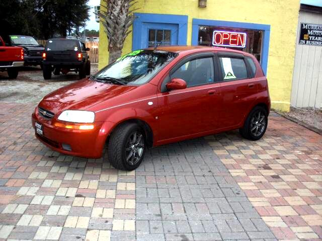 2007 Chevrolet Aveo5 gas goin to5 bucks