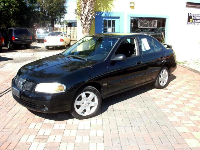 2006 Nissan Sentra Gas going to 5 bucks