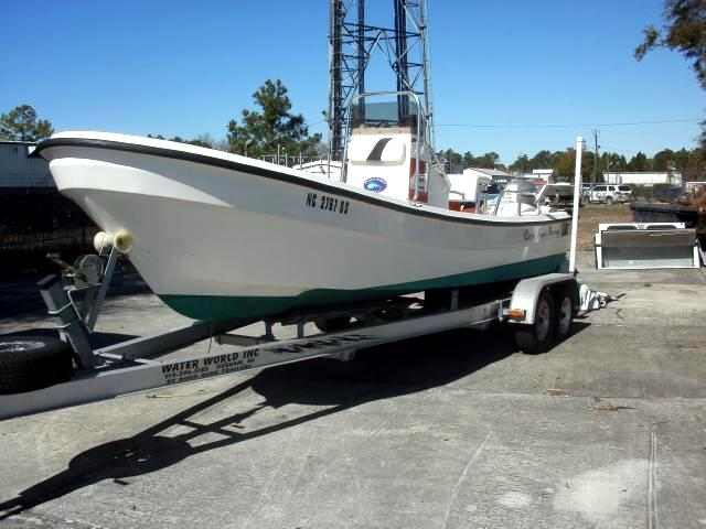 2010 Panga Ocean Waves H22 22-foot