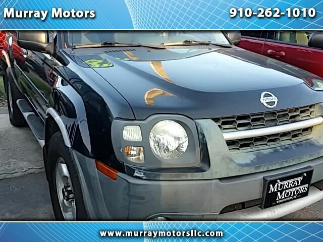 2004 Nissan Xterra XE 4WD wholesale only