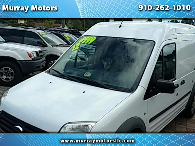 2012 Ford Transit Connect bad credit financing
