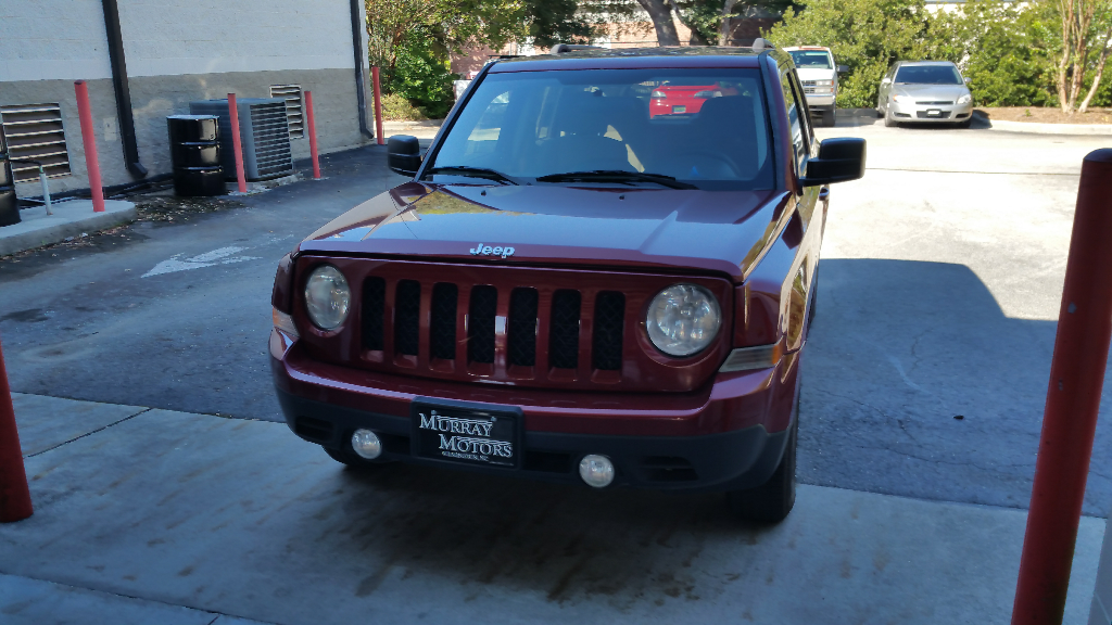 2013 Jeep Patriot Sport 2WD  bad credit financing