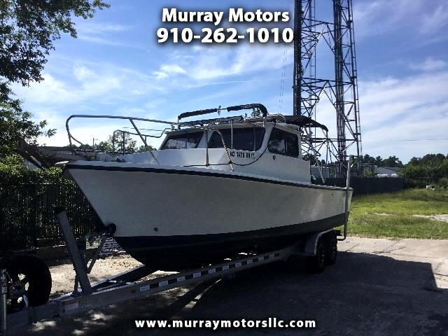 90 Boat Custom downeaster