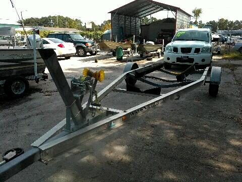2008 Venture Boat Trailer Base