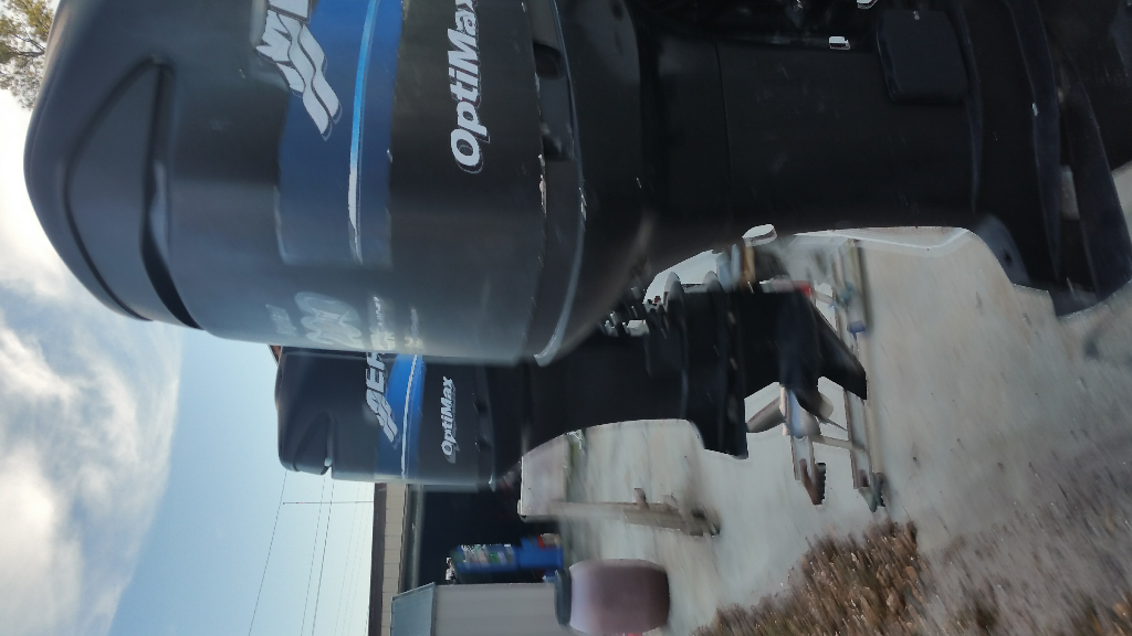 2000 Mercury Marine Outboard Motor 2 200 mercury counter rotate