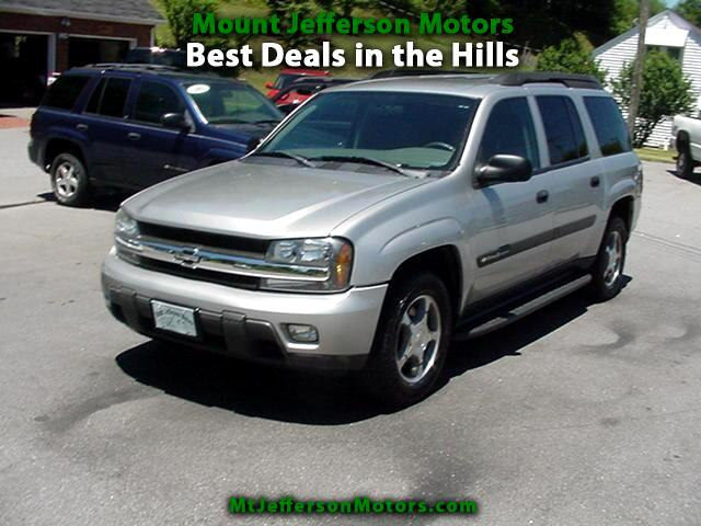2004 Chevrolet TrailBlazer EXT LS 4WD