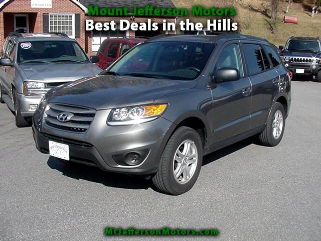 2012 Hyundai Santa Fe GLS 2.4 4WD