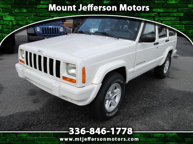 2001 Jeep Cherokee Limited 4WD