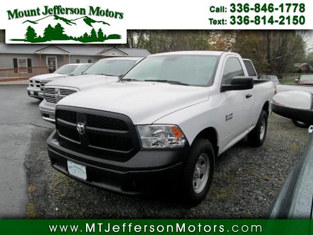 2017 RAM 1500 Tradesman Regular Cab SWB 4WD
