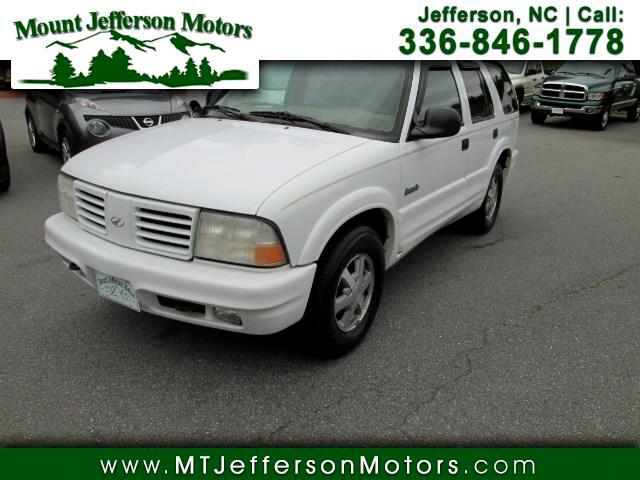 1998 Oldsmobile Bravada Base