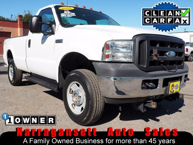 2006 Ford F-250 Super Duty 4X4 V-8 Auto Plow Set Up 1-Owner 68K