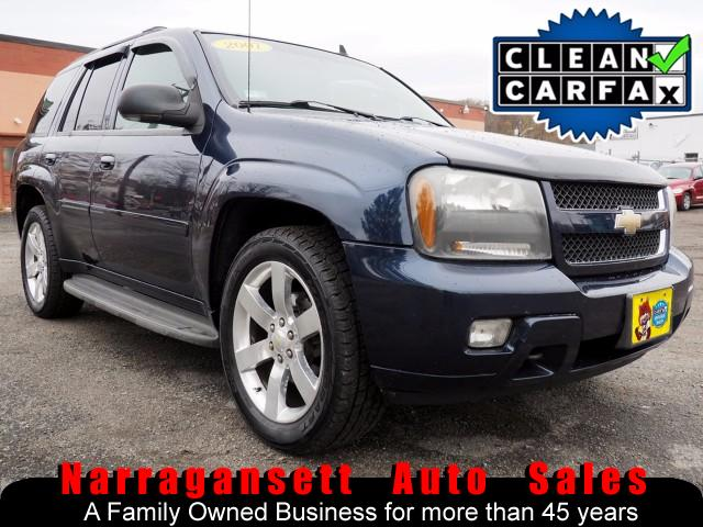 2007 Chevrolet TrailBlazer LT 4X4 V-8 Fully Loaded Leather Moonroof Super Cle