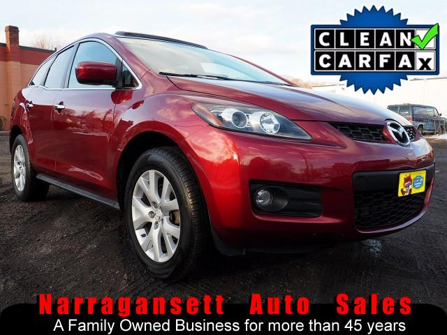 2007 Mazda CX-7 Fully Loaded Leather Moonroof NAV Only 108K