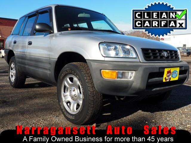 1998 Toyota RAV4 All Wheel drive Auto Air Full Power Only 69K