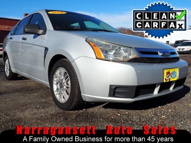 2008 Ford Focus SE Auto Air Full Power Super Clean