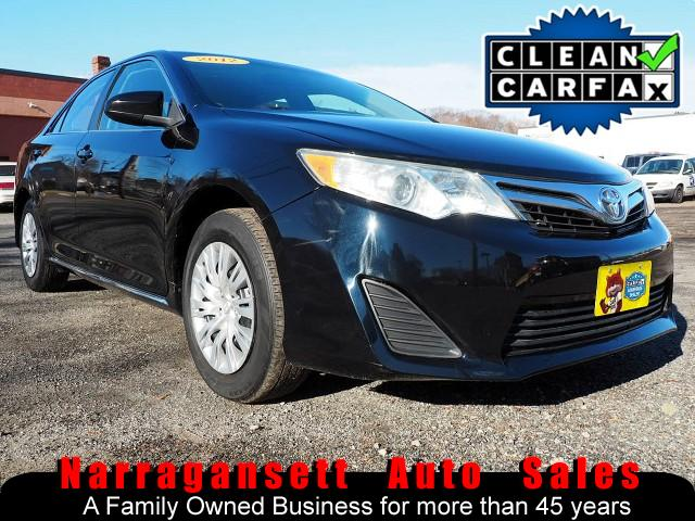 2012 Toyota Camry LE Auto Air Full Power Only 78K Super Clean